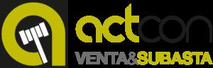 Subastas y venta - Actcon